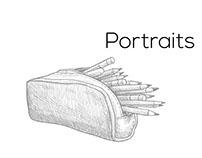 Portraits ( b/w)