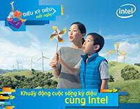 Intel Microsite