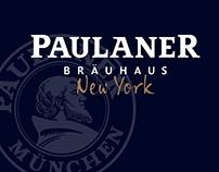 Paulaner Bräuhäuser Branding