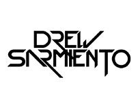 DREW SARMIENTO DJ LOGO