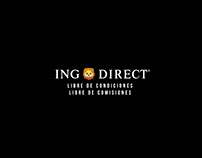 CAMPAÑA FICTICIA | ING DIRECT 2017
