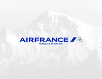 AIRFRANCE  |  Sweet Miles Campaign