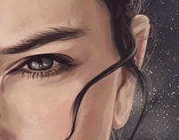 Rey - Digital painting