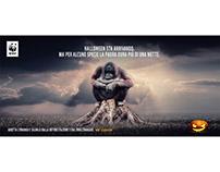 WWF ITALIA - HALLOWEEN CAMPAIGN