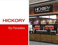 Hickory - DFW Terminal B