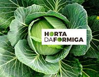 Horta da Formiga — Rebranding