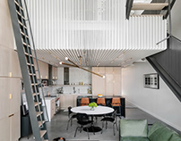 Eva St. Loft by Chioco Design