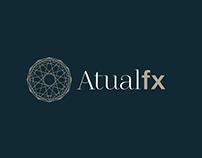 Atual FX | Visual Identity