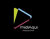 Logo midiAqui