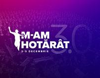 Special Event M-am Hotarat 3.0, Romania, Oradea, BBSO