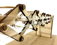 Kinetic Mechanism Exploration, Design X, Prof. Ku