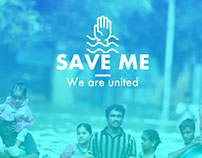 SAVE ME - Calamity Relief App