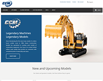 Classic Construction Models E-Commerce Solution