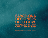 BARCELONA DESIGNER COLLECTIVE 2017 BY LA ROCA VILLAGE