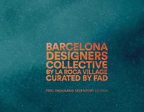 BARCELONA DESIGNER COLLECTIVE 2017 BY LA ROCA VILLAGE