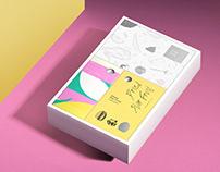 陽光菓菓綜合禮盒 | 設計提案