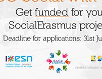 SocialErasmus application