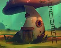 Mushroom Lodge