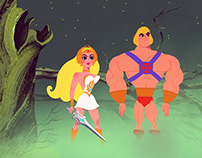 By the Power of Greyskull!