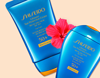 Shiseido - Beat The Burn
