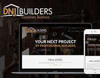 DNJ Builders - Custom Homes