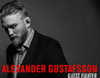 Guest Fighter Social Media Graphics
