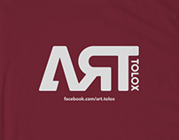 ART Tolox - Logo and poster