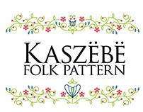Kaszebe | Folk pattern