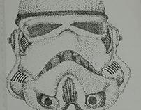 Stormtrooper - Pontilhism