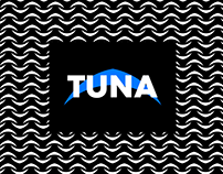 TUNA branding