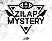 Zilap Mystery Typeface