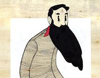 Floaty Beard