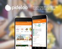 Pideloo: Aplicación móvil para delivery de comida