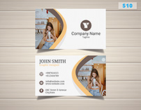 Digital Marketer Business Card