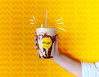 Moff Café - Branding.