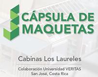Maqueta, Cabinas Los Laureles