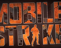 MOBILE STRIKE LOGO ANIMATION