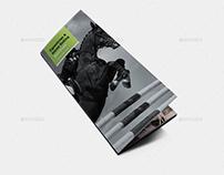 Equestrian – Horse Club Trifold Brochure
