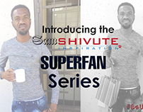 Sam SHIVUTE Inspiration SuperFan Series