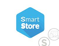 Smart Store - Identité - Web