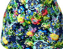 Hi Res Seamless Floral Fabric Pattern Designs Textures