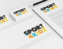 Logo Design: Sport4Kidz