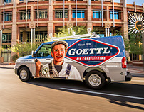 Goettl Van Wrap | fleet