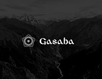 Gasaba Website Design