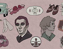 Death of a Salesman - Icon Pack