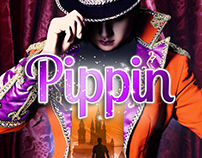 """Pippin"" Theater poster"