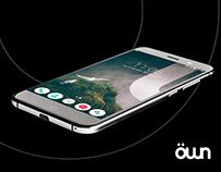 Diseño nueva gama de smartphone - Öwn