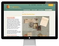 Civil War Poster (Interactive and Print)
