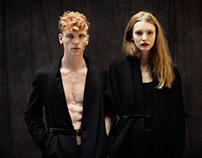 Tight + Knit editorial for Disorder Magazine