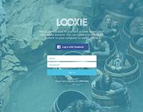Looxie iPad App
